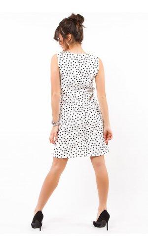 Платье  Eva Fashion  30543   (Белый)