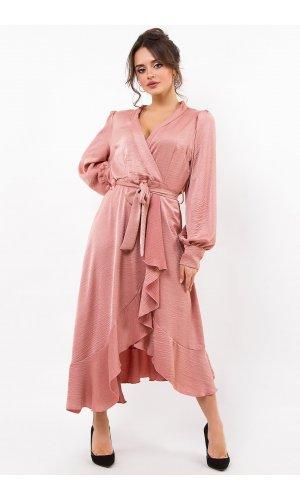 Платье  Blu Royal 9983 (Розовый)