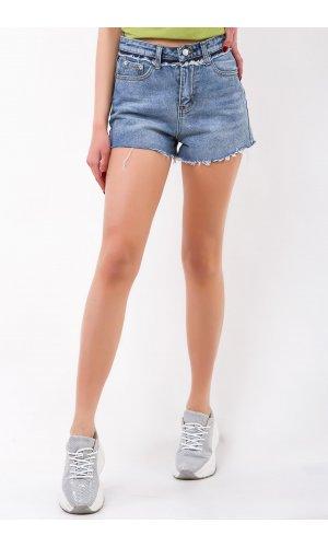 Шорты джинсовые Cool 5633 Голубой