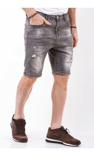 Шорты джинсовые Denim 2175 Серый