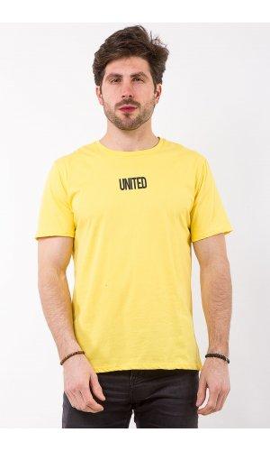 Футболка Yoki Man 5627.6 Желтый