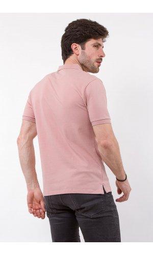 Поло Alexbenson 82005 Розовый
