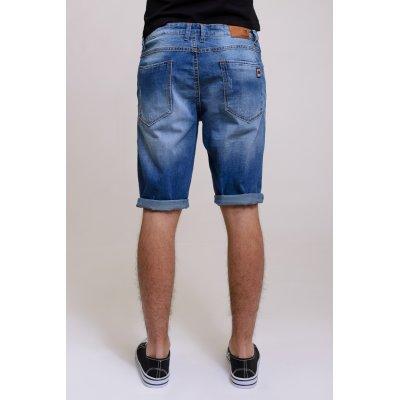 Шорты джинсовые 6801 Jeans ( синий )