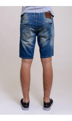 Шорты джинсовые Climber   801 0050 D587 Y653 CB0301 (синий)
