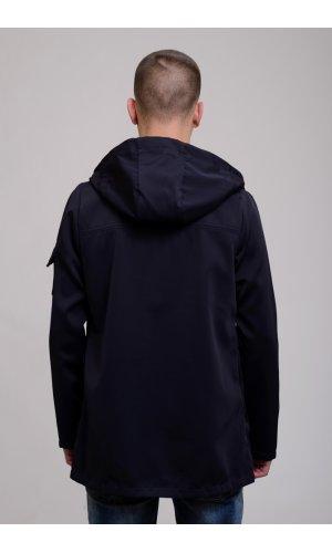 Куртка Alexander Wang 866 (темно-синий)