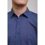 Рубашка Кор/рукав  Climber 828 0102 C421 Y002 JB0301 (синий)