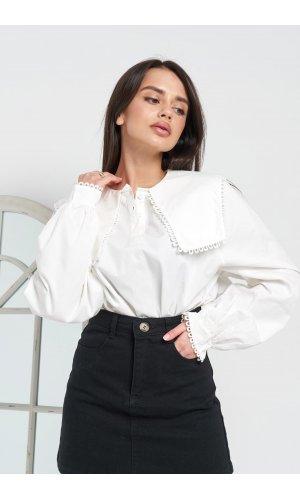 Блуза Grace Li 8901 (Белый)