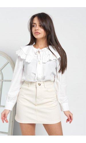 Блуза Grace Li 8911 (Белый)