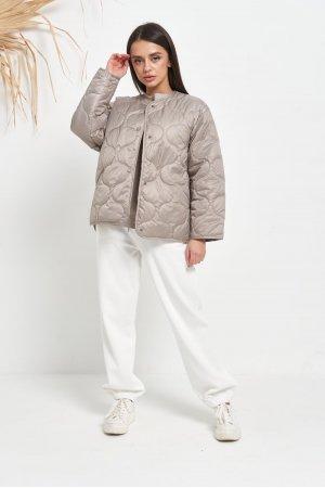 Куртка-Ветровка Dafa 033 Серый - фото 2