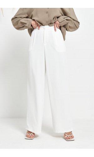 Брюки Grace Li 9025 (Белый)