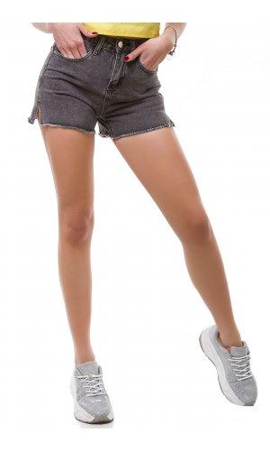 Шорты джинсовые Remix W 986 Серый