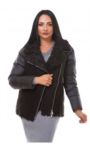 Куртка Evacana EV19-9257 (Черный )