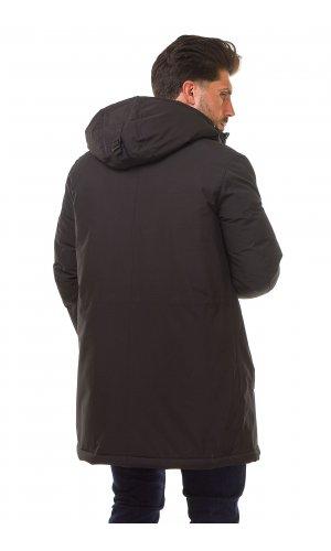 Куртка Vivacana 19AW510M (Черный камуфляж )