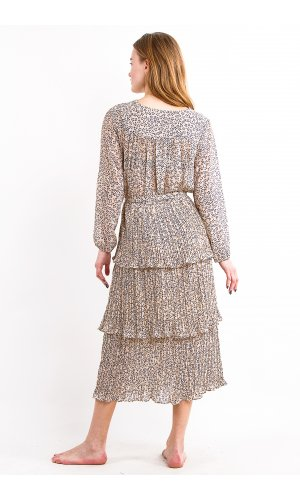 Платье   Kiwi 2009  (Бежевый)