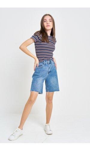 Шорты джинсовые Cool 3112 Синий