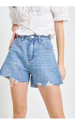 Шорты джинсовые Cool 3217 Синий