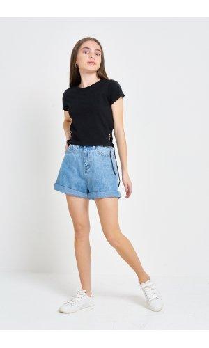 Шорты джинсовые Cool 3518-1 Голубой