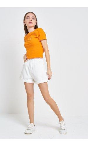 Шорты джинсовые Cool 3518-3 Белый