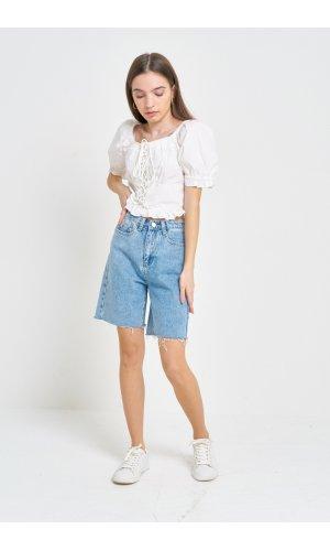 Шорты джинсовые Cool 3527 Голубой