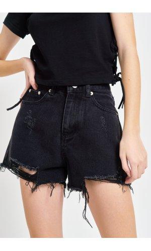 Шорты джинсовые Cool 5650 Черный