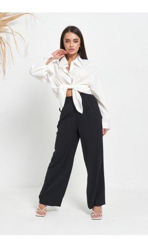 811008 Рубашка длинный рукав (Белый)