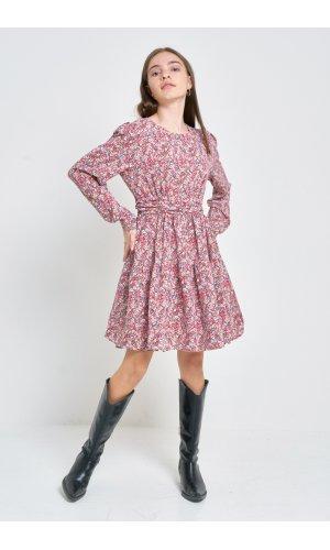 Платье Дл/рук Kiwi 5016 Розовый