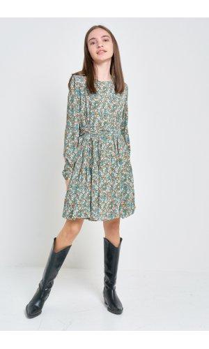Платье Дл/рук Kiwi 5016 Зеленый