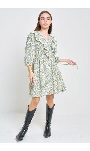 Платье кор/рукав Kiwi 5025 Сиреневый