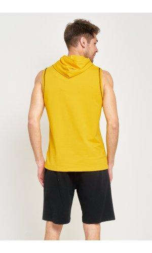 Костюм майка + шорты Sold Out MS-02 Желтый