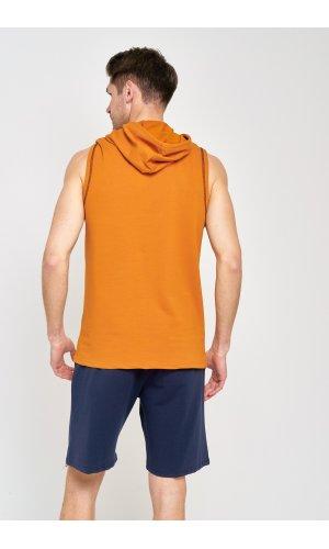 Костюм майка + шорты Sold Out MS-02 Коричневый