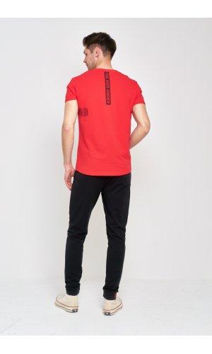 Костюм футболка + брюки Sold Out MS-03 Красный