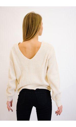 Пуловер Remix W 1271 (Молочный)