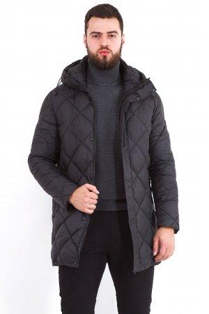 Куртка E-101 (Черный) - фото 2