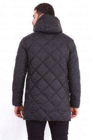 Куртка E-101 (Черный) - фото 1