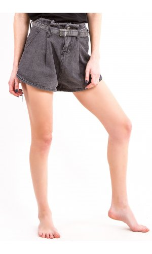 Шорты джинсовые AFD 6821 (Серый)