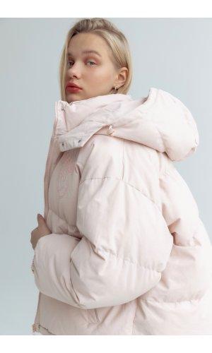 Куртка синтепон Yc.Nana 83705 (Розовый)