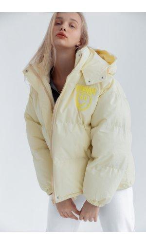 Куртка синтепон Yc.Nana 83705 (Салатовый)