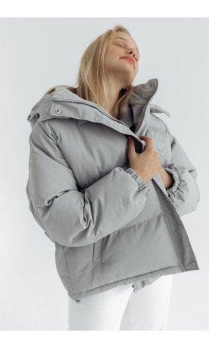 Куртка синтепон Yc.Nana 83705 (Серый)
