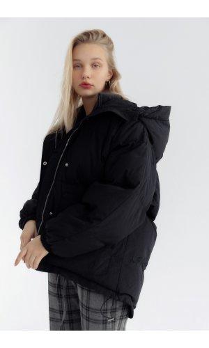 Куртка синтепон Yc.Nana 87195 (Черный)