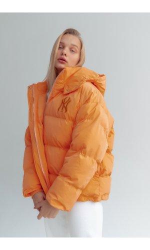 Куртка синтепон Yc.Nana 87775 (Оранжевый)