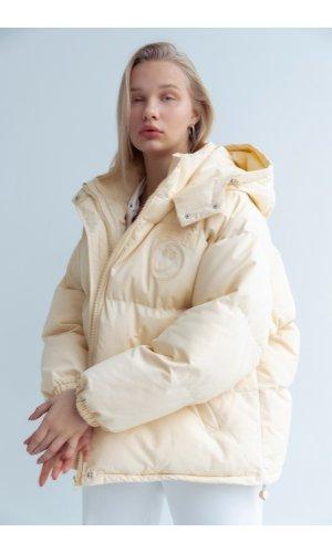 Куртка синтепон Yc.Nana 83705 (Желтый)