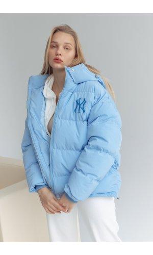 Куртка синтепон Yc.Nana 87775 (Голубой)