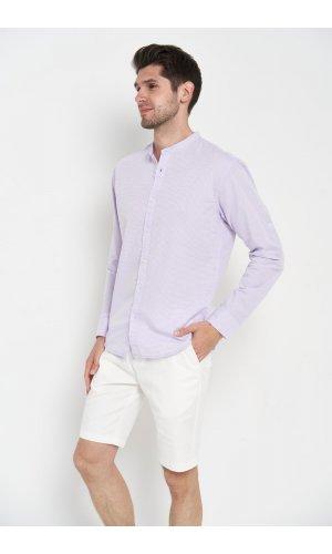 Рубашка длинный рукав Dannar Honnor 1783-9 Розовый