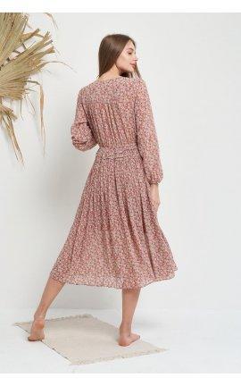Платье Дл/рук Kiwi 5018 Розовый