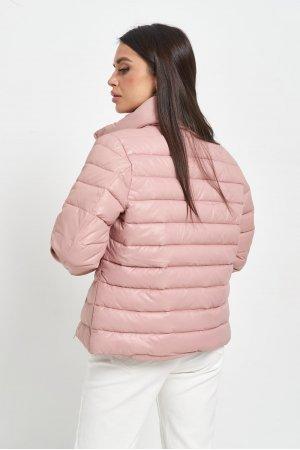 Куртка синтепон Lady Yep 2028 Розовый - фото 2