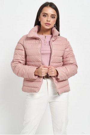 Куртка синтепон Lady Yep 2028 Розовый - фото 1