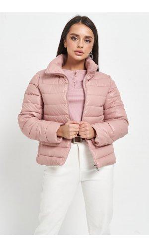 Куртка синтепон Lady Yep 2028 (Розовый)