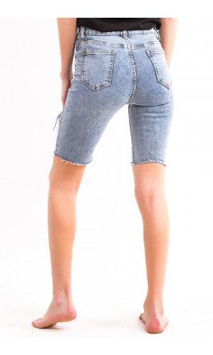 Шорты джинсовые AFD  6853 (Голубой)
