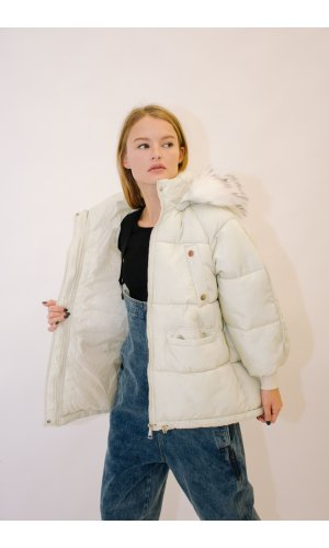 Куртка Xin Yu 7706/7719 (Белый)