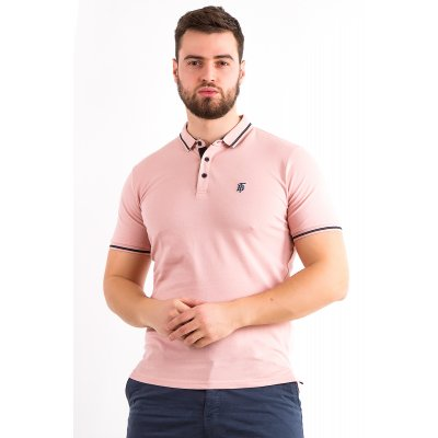 Поло Alexbenson 82007 (Розовый)